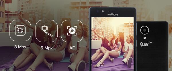 myPhone FUN LTE