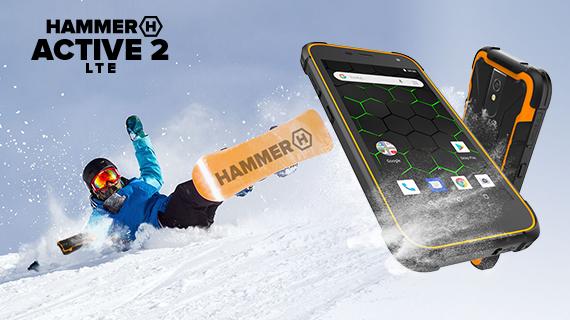 HAMMER Active 2 LTE - To nie wszystko