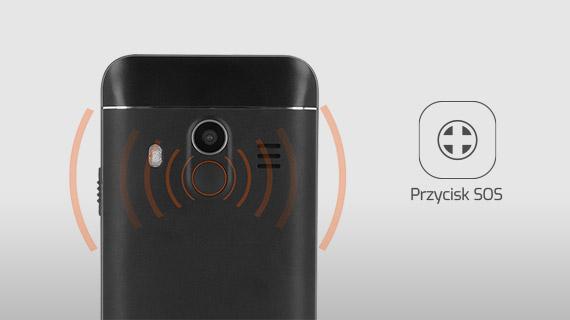 myPhone Halo Q+ - Poczuj się bezpieczniej