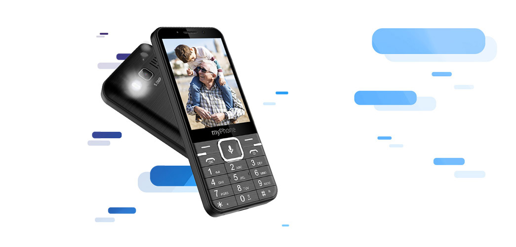 myPhone Up Smart - Niezły aparat