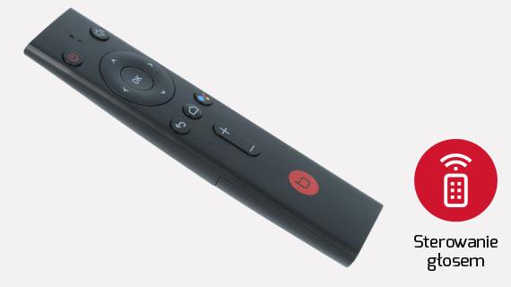 TV Box - sterowanie komendami