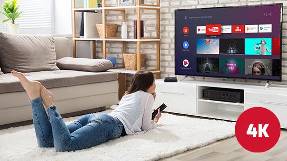 TV Box - filmami w najwyższej jakości 4K/60