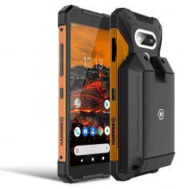 HAMMER Explorer + zewnętrzna bateria z opcją powerbank