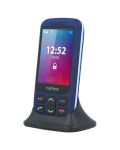 myPhone Halo S+ niebieski