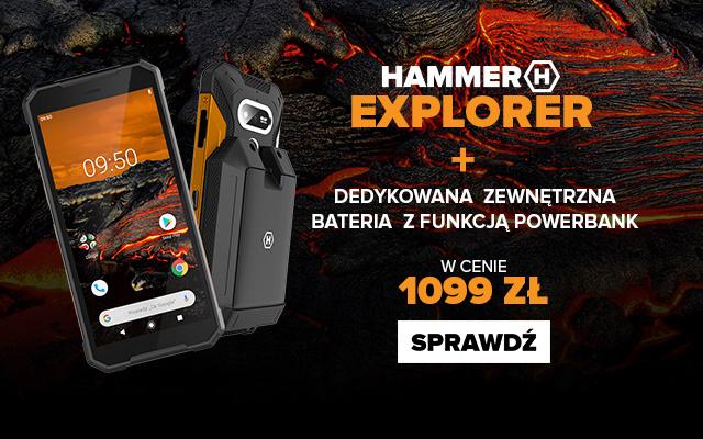 zestaw Hammer Explorer