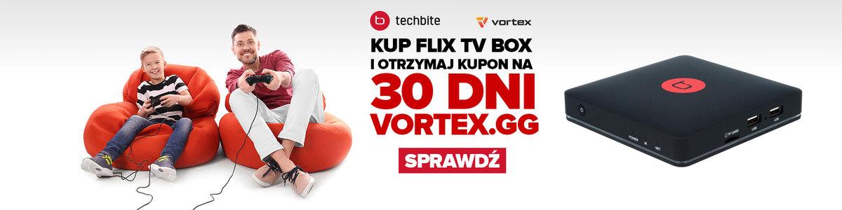 Flix TV Box - Vortex