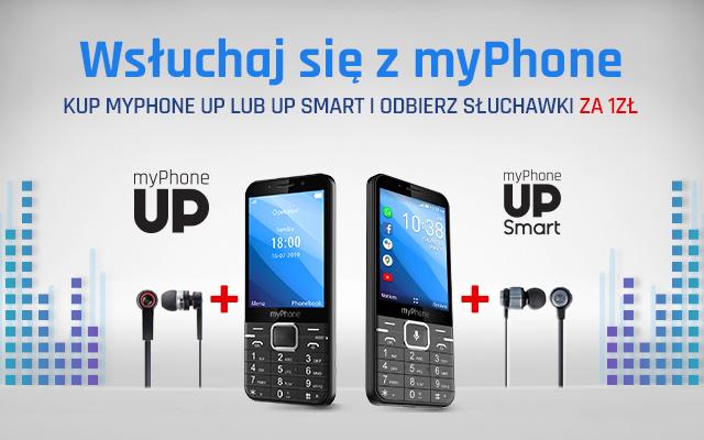 up  up smart + słuchawki